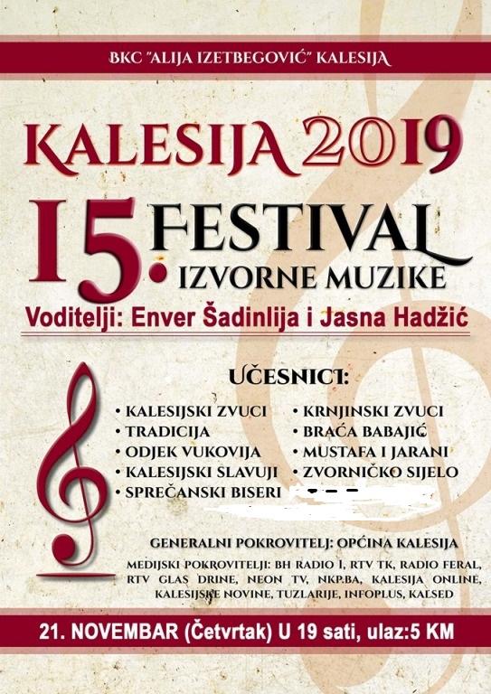 Plakat festival 2019