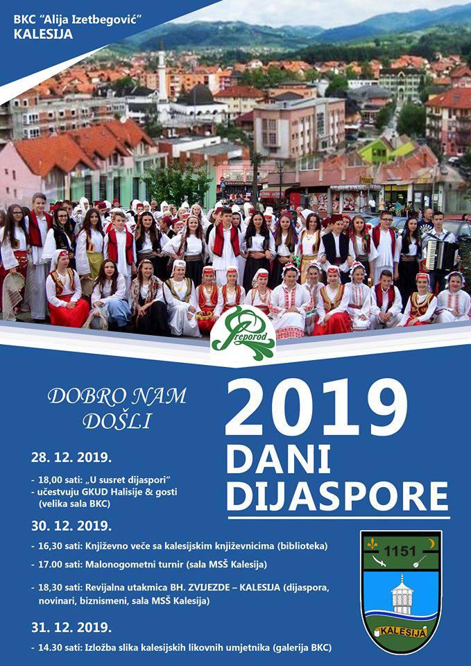 plakat DAni 2019